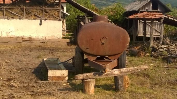 Cisterna cu apă